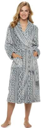 Sonoma Goods For Life Women's SONOMA Goods for Life Plush Long Robe