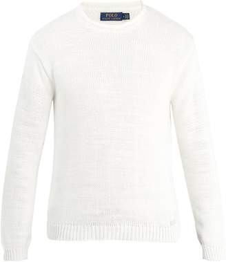Polo Ralph Lauren Crew-neck cotton sweater