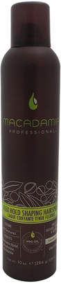 D.E.P.T Macadamia Oil Macadamia 10Oz Flex Hold Shaping Hairspray