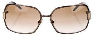 Jimmy Choo Marlon Square Sunglasses