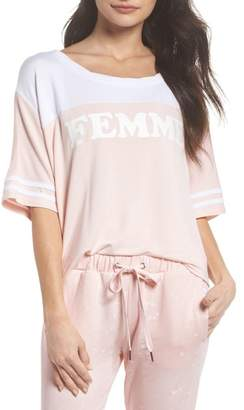 The Laundry Room Team Femme Baggy Tee