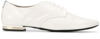 AGL pointed lace-up shoes