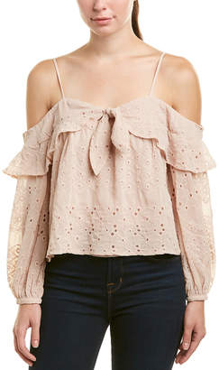 ASTR the Label Kimberly Top