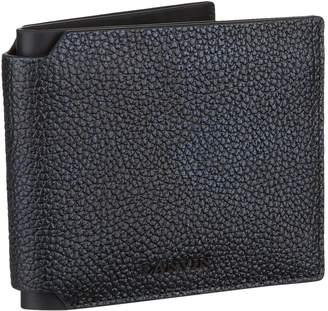 Lanvin Leather Logo Bifold Wallet