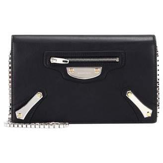 Balenciaga Classic Metalic leather mini bag