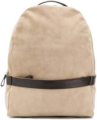 Eleventy panelled backpack