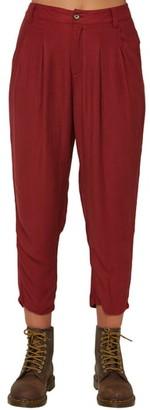 O'Neill Waylon High Waist Woven Crop Pants