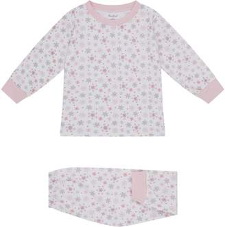 Kissy Kissy Snowflower Print Pyjamas