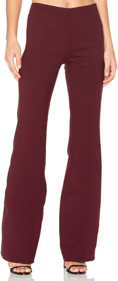 Theory Demitria Flare Pant $355 thestylecure.com