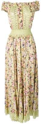 DAY Birger et Mikkelsen Charo Ruiz floral print off shoulder dress