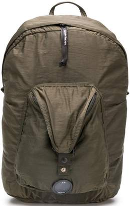 C.P. Company satin backpack