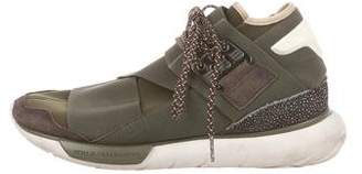 Y-3 Qasa High-Top Sneakers