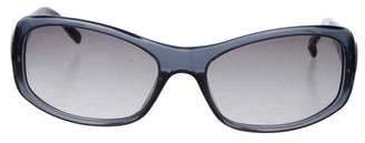 Bvlgari Gradient Embellished Sunglasses