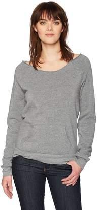 Alternative Women's Maniac Fleece Sweatshirt