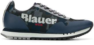 Blauer Denver camouflage sneakers