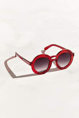 Urban Outfitters Double Bridge Round Sunglasses