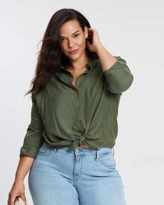ICONIC EXCLUSIVE - Lucy Utility Shirt