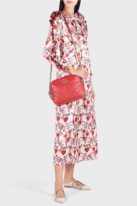 Mother of Pearl Wanda Printed Long Dress