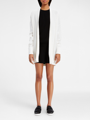 DKNY Pure Open Front Cardi Coat $295 thestylecure.com