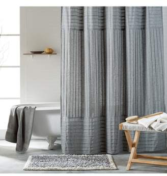DKNY Pure Pintuck Pleat Shower Curtain