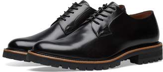 Dries Van Noten Commando Sole Derby Shoe