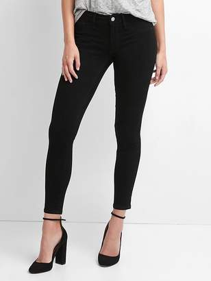 Gap Washwell Mid Rise Favorite Ankle Jeggings