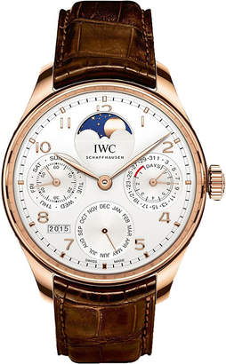 IWC IW503302 Portugieser Moonphase Perpetual Calendar Chronograph watch