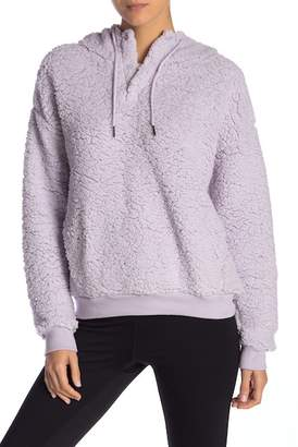 Zella Z By Rare Form Fleece Pullover Hoodie