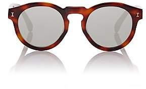 Illesteva Women's Leonard Sunglasses-Havana Cream Silver