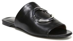 Women's Via Spiga Helena Slide Sandal $225 thestylecure.com