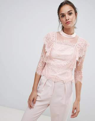 Coast Victoriana Lace Top