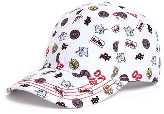 True Religion ALL OVER PRINT CAP