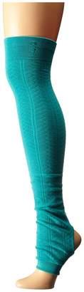 toesox Leg Warmer-Open Heel Women's Knee High Socks Shoes