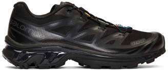 Salomon Black Limited Edition S/Lab XT-6 Softground LT ADV Sneakers