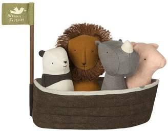 Maileg Noahs Ark With 4 Rattles