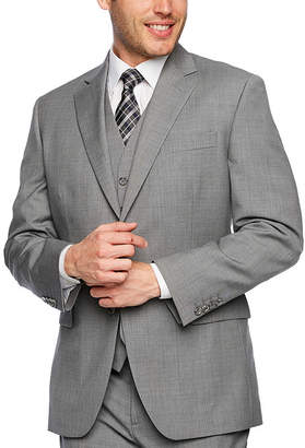 STAFFORD EXECUTIVE Stafford Executive Classic Fit Suit Jacket