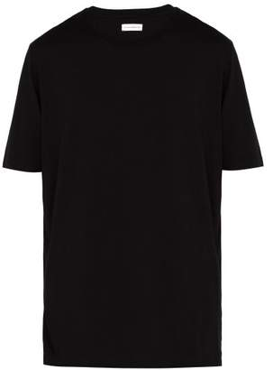 Faith Connexion Oversized Cotton T Shirt - Mens - Black