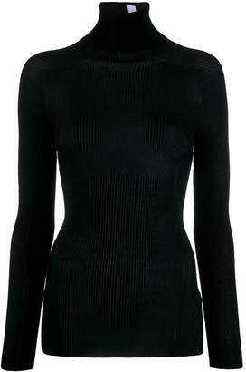 Victoria Beckham fitted turtle neck sweater