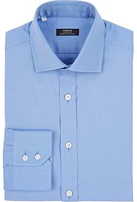Fairfax Men's Cotton Oxford Cloth Dress Shirt