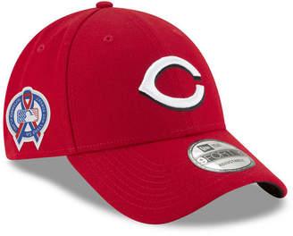 New Era Cincinnati Reds 9-11 Memorial 9FORTY Cap