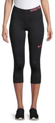 Nike Logo Capri Leggings