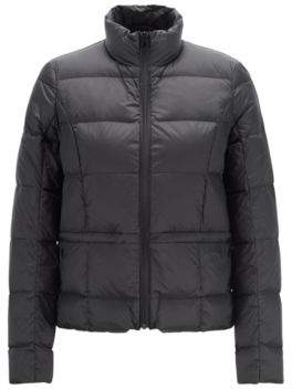 109879f4769 BOSS Slim-fit down jacket in water-repellent technical fabric