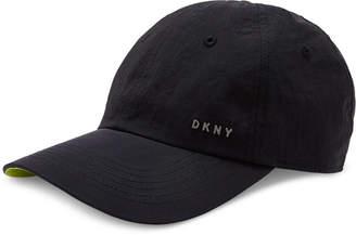 DKNY Men's Unstructured Nylon Hat