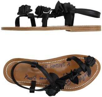 Golden Goose by K.JACQUES ST. TROPEZ Toe strap sandals