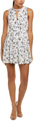 re:named apparel Re:Named Floral A-Line Dress