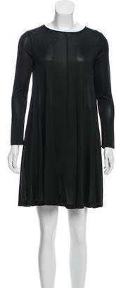 Rachel Comey Long Sleeve Tent Dress