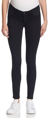 J Brand Mama J Super Skinny Maternity Jeans in Seriously $198 thestylecure.com