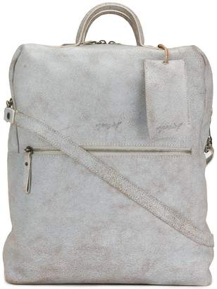 Marsèll worn effect backpack