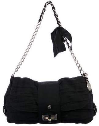Lanvin Chain-Link Shoulder Bag