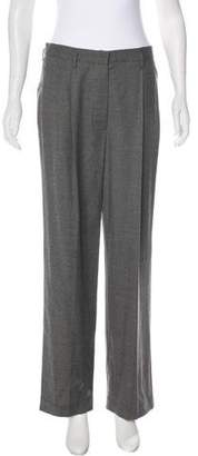 The Row Wool Wide-Leg Pants